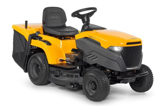 Dvořák sekačky, pily - traktory Stiga